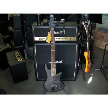 Custom Schecter Stiletto Stealth-5 Active 5-String Bass 2015 Black