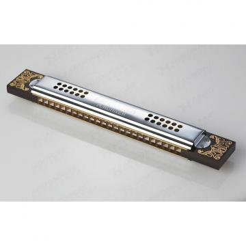 Custom Hohner  Tremolo 53 Harmonica Keyed in B Flat