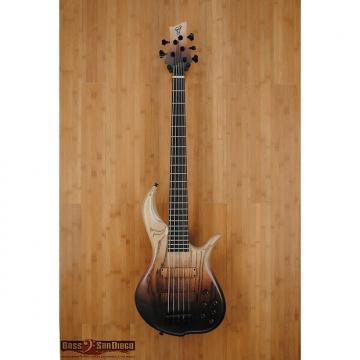 Custom F Bass BN5 2017 Matte Brown Fade