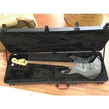 Custom Fender American Standard fretless jazz bass  2016 Black