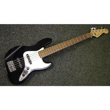 Custom Fender Jazz Bass Standard V 2000 Black