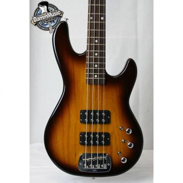 Custom G&L Tribute L-2000 3 Tone Sunburst Bass Guitar