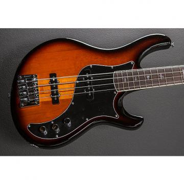 Custom Paul Reed Smith SE Kestrel Bass 2014 Tri Color Sunburst