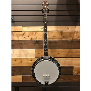 Custom Gold Tone BG-250F Blue Grass 5 String Banjo