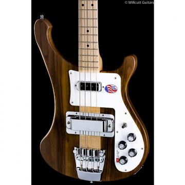 Custom Rickenbacker 4003sw Walnut (717)