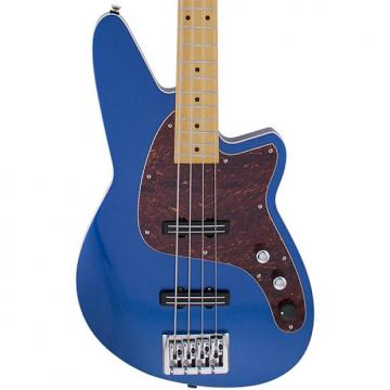 Custom Reverend Justice Bass - Superior Blue