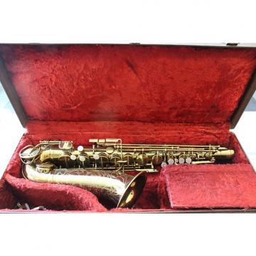 "Custom Martin ""The Martin"" Alto Saxophone 1948 Laquer"