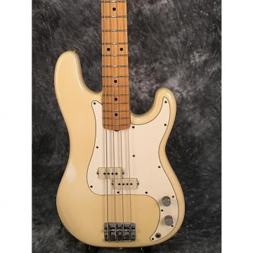 Custom Fender Precision Bass 1982 Aged White