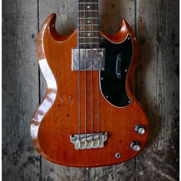 Custom 1964 Gibson EBO Bass Faded Cherry