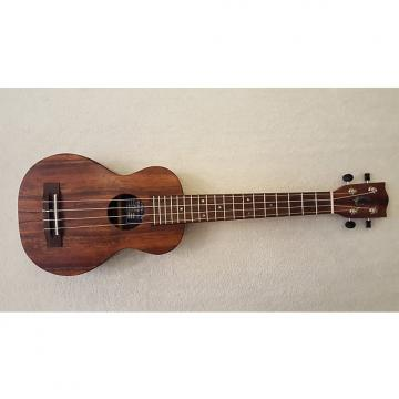 Custom Lanikai WAIMEA 2014 Natural Super Concert Koa Ukulele with OHSC