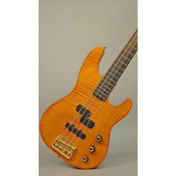 Custom Fender Custom Shop 40th Anniversary Precision Bass 1991 Amber