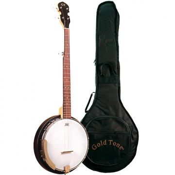 Custom Gold Tone AC-5 5 String Composite Body Resonator Banjo w/ Bag