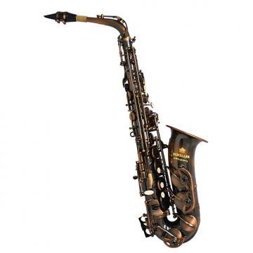 Custom Schiller American Heritage 400 Alto Saxophone - Istanbul Copper
