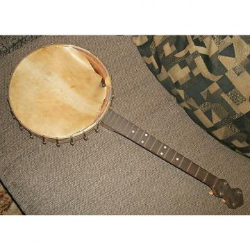 Custom Tone King Open back tenor banjo 1920s-1930s