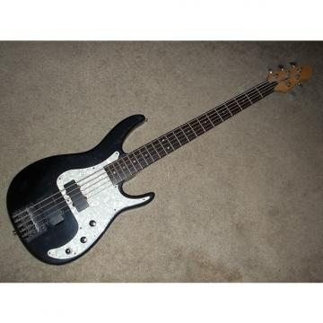 Custom Peavey Axcelerator Bass Gray USA 5 String Active