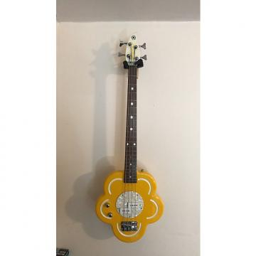 Custom Daisy Rock Left handed bass - stringed right currently