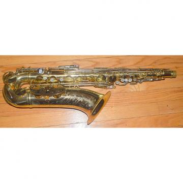 Custom King Super 20 Tenor Sax 1962 Original Lacquer
