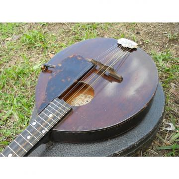 Custom Rare Gibson Army Navy DY Mandolin With Original Case, Hard To Find, Nice Shape!