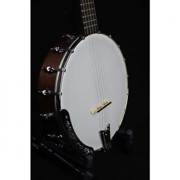 Custom Gold Tone CC-50 The Cripple Creek Opened-Back Banjo w/ Bag 2016 Vintage Brown Satin