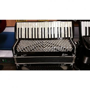 Custom Pietro Super Deluxe Italia Piano Accordion
