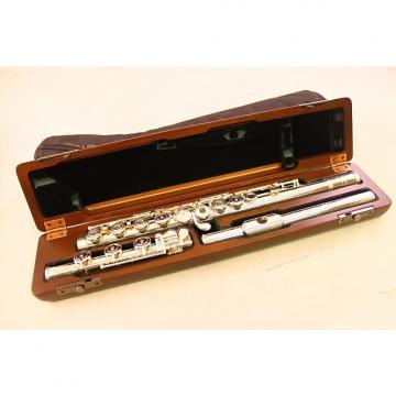 Custom Pearl Japan Maesta 9701 Pristine Silver Soldered Tone Hole Handmade Flute