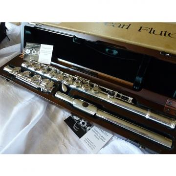 Custom Pearl Cantabile 8800 Solid Sterling Silver Flute