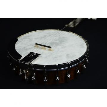 Custom Recording King RK-OT25 Madison Old-Time Open-Back Banjo w/ Hard Shell Case