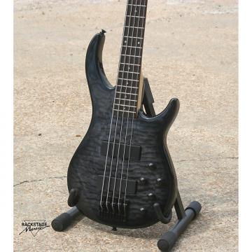 Custom Peavey Millennium AC 5 (5 String Active) Bass, Trans (Transparent) Black