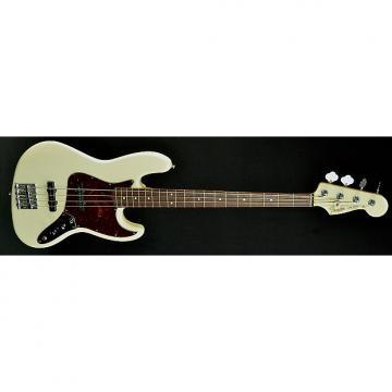 Custom Fender American Deluxe Jazz Bass 2006 White - 10007229