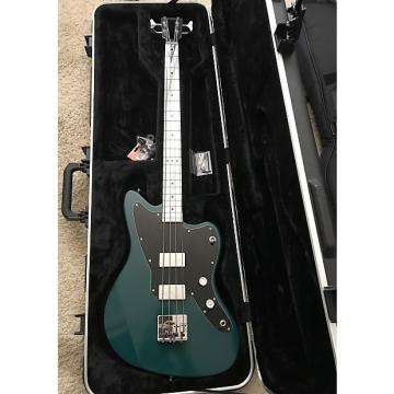 Custom Electrical Guitar Company EGC Series 5 Aluminum 2016 Deep Blue Green Shellac