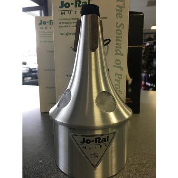 Custom Jo-Ral TPT4A Aluminum Trumpet Bucket Mute