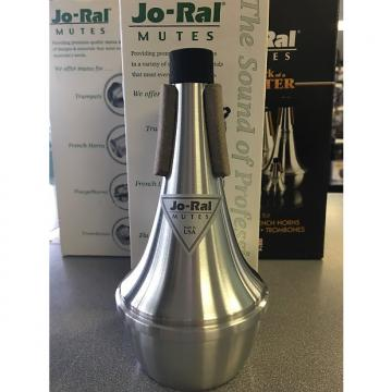 Custom Jo-Ral TPT1A Aluminum Trumpet Straight Mute