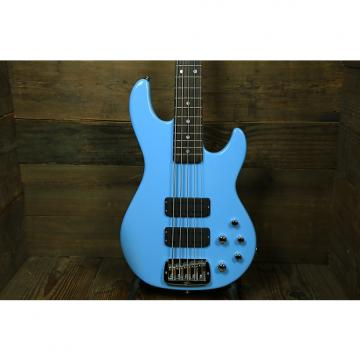 Custom G&L M2500 Sky Blue