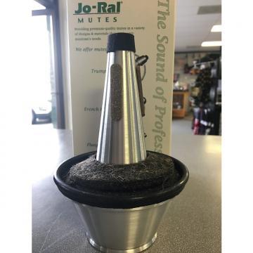 Custom Jo-Ral TPT3 Aluminum Tri Tone Trumpet Cup Mute