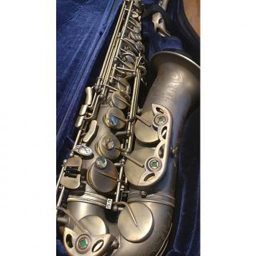 Custom P. Mauriat Alto Saxophone PMXA 67R Vintage Dark Finish