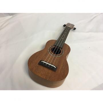 Custom New Alvarez RU26S Soprano Ukulele Wood