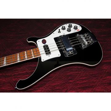 Custom Rickenbacker 4003 Bass  Jetglo 032205