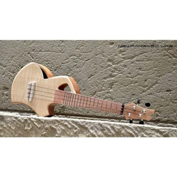 Custom Murray Kuun Newfangled ukulele 2012 Natural Wood