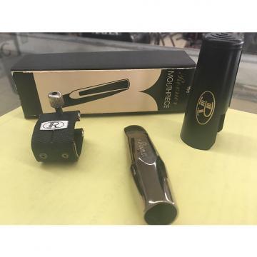 Custom Rovner Alto Saxophone Mouthpiece With ligature