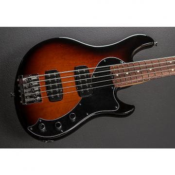 Custom Fender American Standard Dimension V HH Bass 2014 3 Color Sunburst