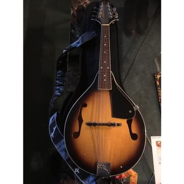 Custom Roser 8-String Mandolin Sunburst