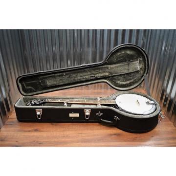 Custom Washburn B16K 5 String Banjo & Hard Shell Case #45