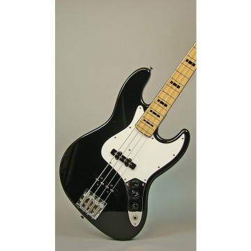 Custom Fender Japan Geddy Lee Jazz Bass 2007 Black