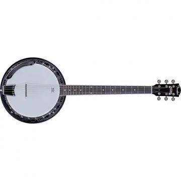 Custom Fender Rustler 6-String Banjo, Mahogany