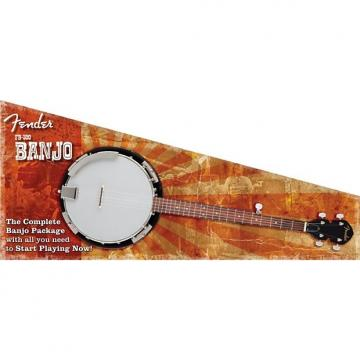 Custom Fender FB 300 Banjo Pack 0979500021