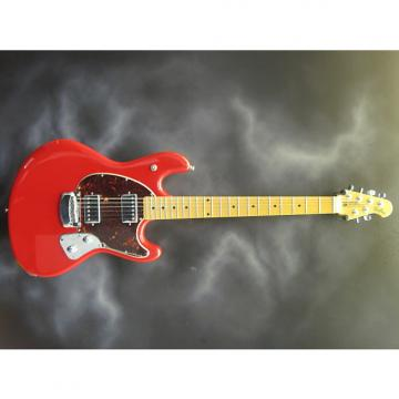 Custom Ernie Ball Music Man Stingray Chili Red