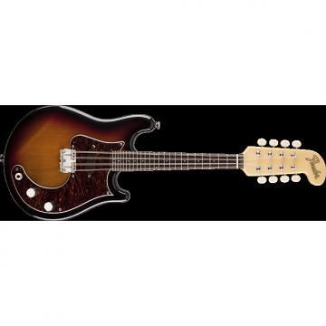 Custom Fender Mando-Strat 8 Rosewood Fingerboard, 3-Color Sunburst