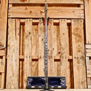 Custom Armstrong Model 104 Student Flute Outfit  Nickel/Silver