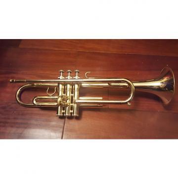 Custom Getzen Bb Trumpet