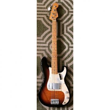 Custom Fender 50's Classic Precision 2014 2-tone Sunburst